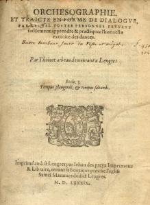 Arbeau_1589
