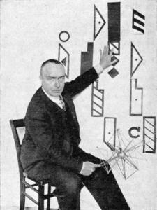 Rudolf von Laban (1879-1958).